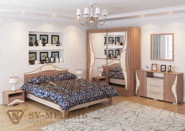 """Спальня """"Лагуна 5"""""""