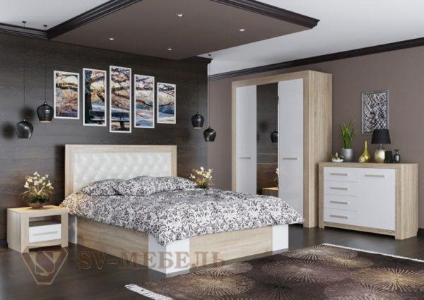 """Спальня """"Лагуна 6"""""""
