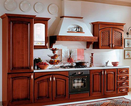 Выбираем кухонный гарнитур.