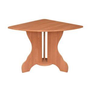 Кухонный стол треугольный